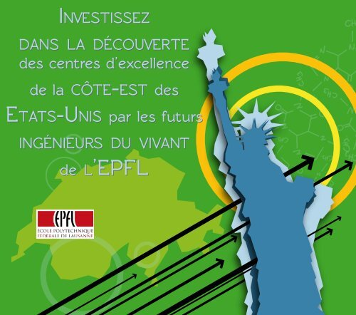 de l'ePFl de l'ePFl - SSV   EPFL