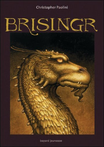 [Tome 3] Christopher Paolini - Eragon - Brisingr - Archive-Host