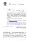 Service d'Information - Lists of EPPO Standards - European and ... - Page 5