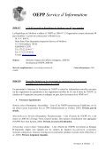 OEPP Service d'Information - Lists of EPPO Standards - European ... - Page 2