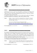 OEPP Service d'Information - Lists of EPPO Standards - European ... - Page 4
