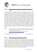 OEPP Service d'Information - Lists of EPPO Standards - European ... - Page 7