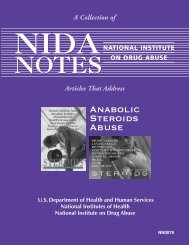 Anabolic Steroids Abuse - Archives - National Institute on Drug Abuse