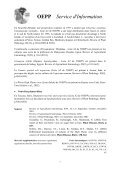 Service d'Information - Lists of EPPO Standards - European and ... - Page 3