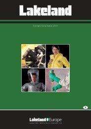 Catalogue LAKELAND ici