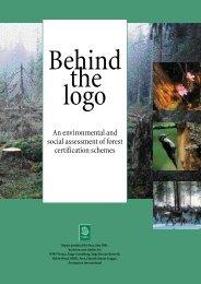 Behind the logo - Fern
