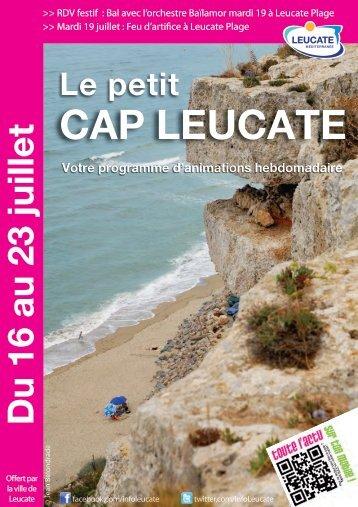 CAP LEUCATE