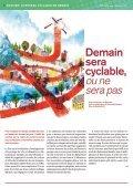 Dossier : Le réseau cyclable de demain - Pro Velo Schweiz - Page 6