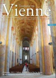 Mag Tourisme 2013.indd - Conseil Général de la Vienne