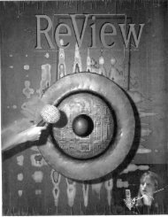 V17 #1 November 1995 - Archives - The Evergreen State College