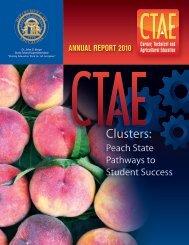 CTAE Annual Report - GADOE Georgia Department of Education