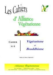 Végétarisme Bouddhisme - Association Végétarienne de France