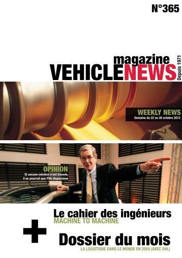 Dossier du mois - retrOuvez Le dOSSier COMpLet Sur Le Site