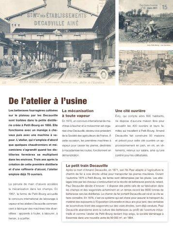 AggloMag n°18 - Mars 2011 - Communauté d'agglomération Evry ...