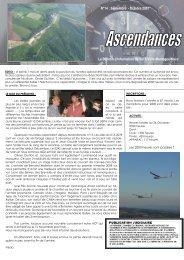 Numéro 14: Septembre - Octobre 2007 - VOL A VOILE MONTAGNE ...