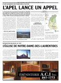 L'ÉCHO DE MONTAGNE L'ÉCHO DE MONTAGN - L'Écho du Lac - Page 6