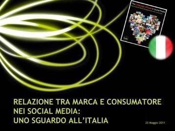 "uno sguardo all""italia - Youmark"