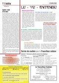 • Contre la criminalisation du mouvement social • Contre le fichage ... - Page 2