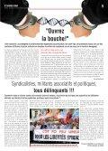 • Contre la criminalisation du mouvement social • Contre le fichage ... - Page 5