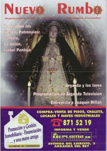 """Revista """"Nuevo Rumbo"""" (1993-1997) - Archivo de la Ciudad de ..."""