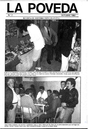 """Revista """"La Poveda"""" (1982) - Archivo de la Ciudad de Arganda del ..."""