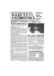 Gazeta Ustrońska nr 2 / 94
