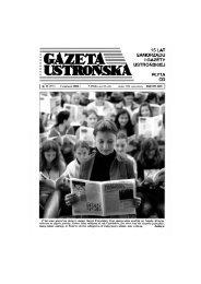 Gazeta Ustrońska nr 22 / 05