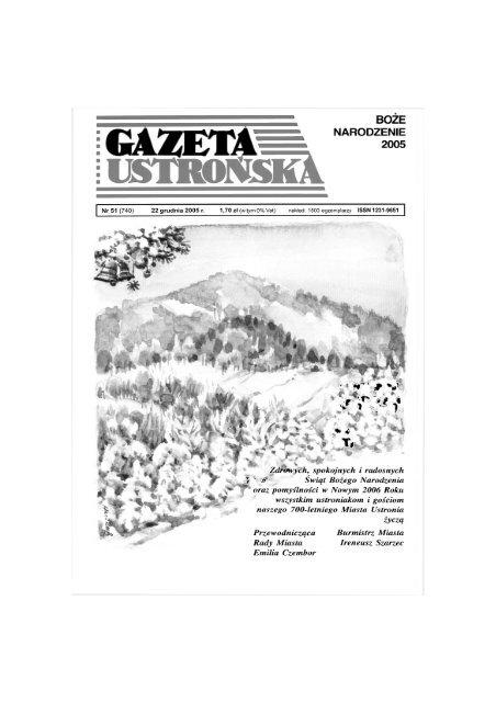 Gazeta Ustrońska Nr 51 05