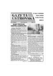 Gazeta Ustrońska nr 2 / 93
