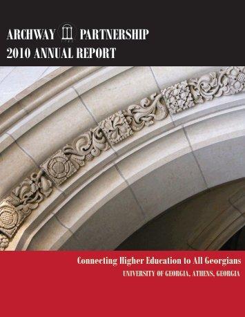 download pdf - Archway Partnership - University of Georgia