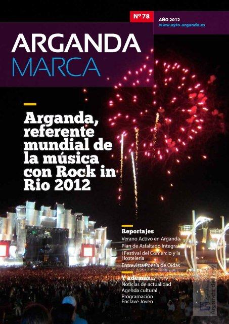 """Revista """" Arganda Marca"""" (2003-2012) - Archivo de la Ciudad de ..."""