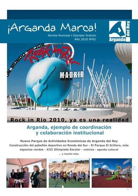 """Revista """" Arganda Mensual"""" (2003-2010) - Archivo de la Ciudad de ..."""