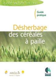 Guide pratique - Désherbage des céréales à paille - Chambre d ...