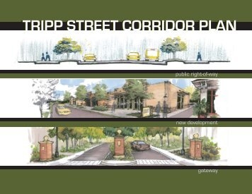 tripp street corridor plan - Archway Partnership - University of Georgia