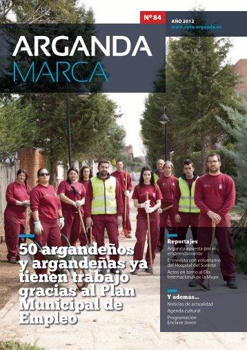 """Revista """" Arganda Mensual"""" (2003-2013) - Archivo de la Ciudad de ..."""