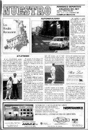 Los Rosales Restaurante - Archivo de la Ciudad de Arganda del Rey