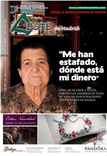"""Revista """" Este de Madrid"""" (1991-2013) - Archivo de la Ciudad de ..."""