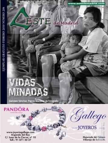 """Revista """"Este de Madrid (1991-2009) - Archivo de la Ciudad de ..."""