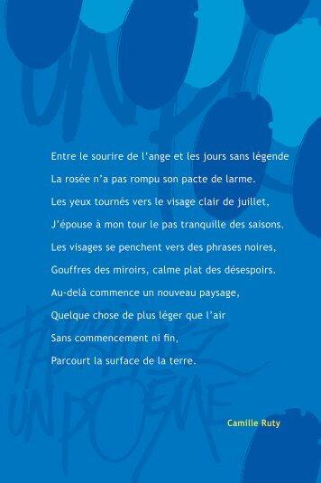 Camille Ruty - Centre du Livre et de la Lecture, Poitou-Charentes