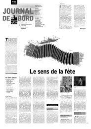 Journal de Bord 44 - Association pour le Bateau Genève