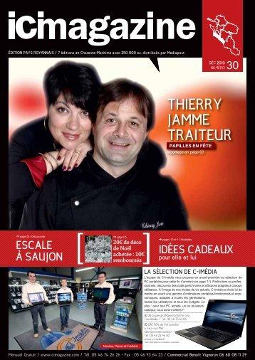 30 THIERRY JAMME TRAITEUR - ICI Magazine