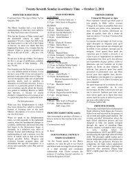 bulletin_3columns_October 2, 2011 - Calendar - Notre Dame des ...