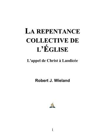 L'ÉGLISE - Le site de Richard Lemay