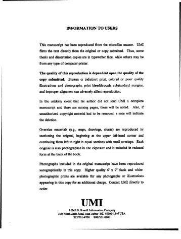 Proquest dissertation order form