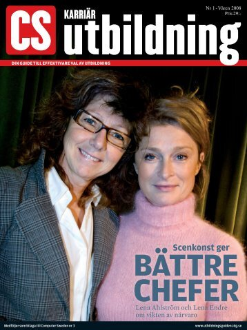 Scenkonst ger - IDG.se