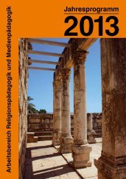 Programm 2013 - ARPM