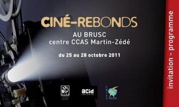 CINÉ-REBONDS - CCAS