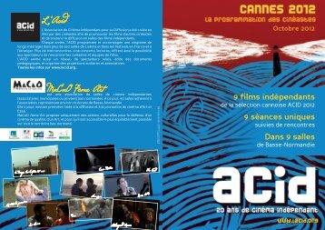 L 'Acid MaCaO 7ème Art
