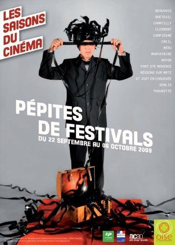 MeP saison automne 2009 - ACAP • Cinéma • Pôle Image Picardie