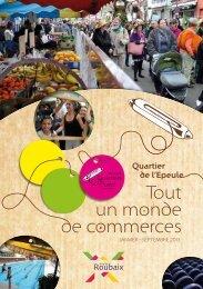 tout un monde de commerces - Roubaix shopping